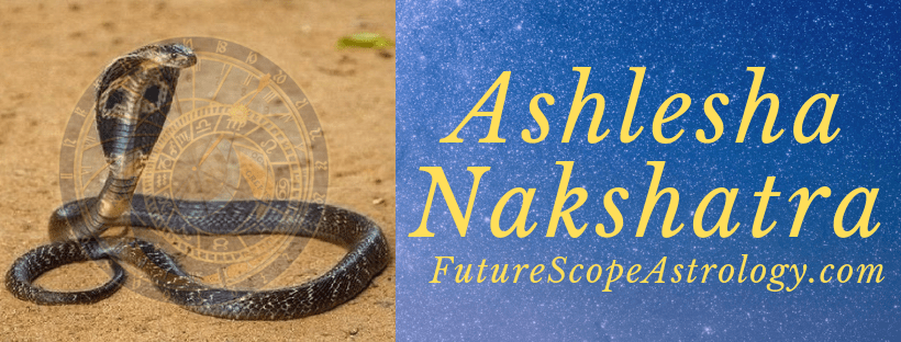 Ashlesha Nakshatra