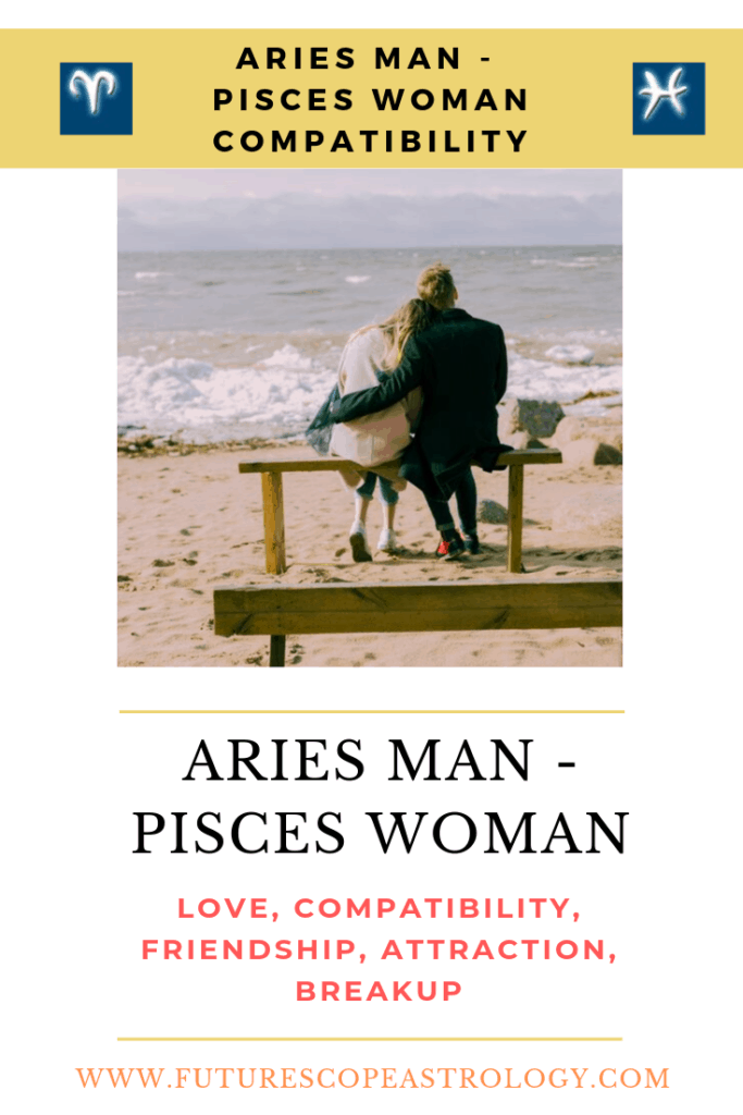 Aries Man and Pisces Woman love compatibility