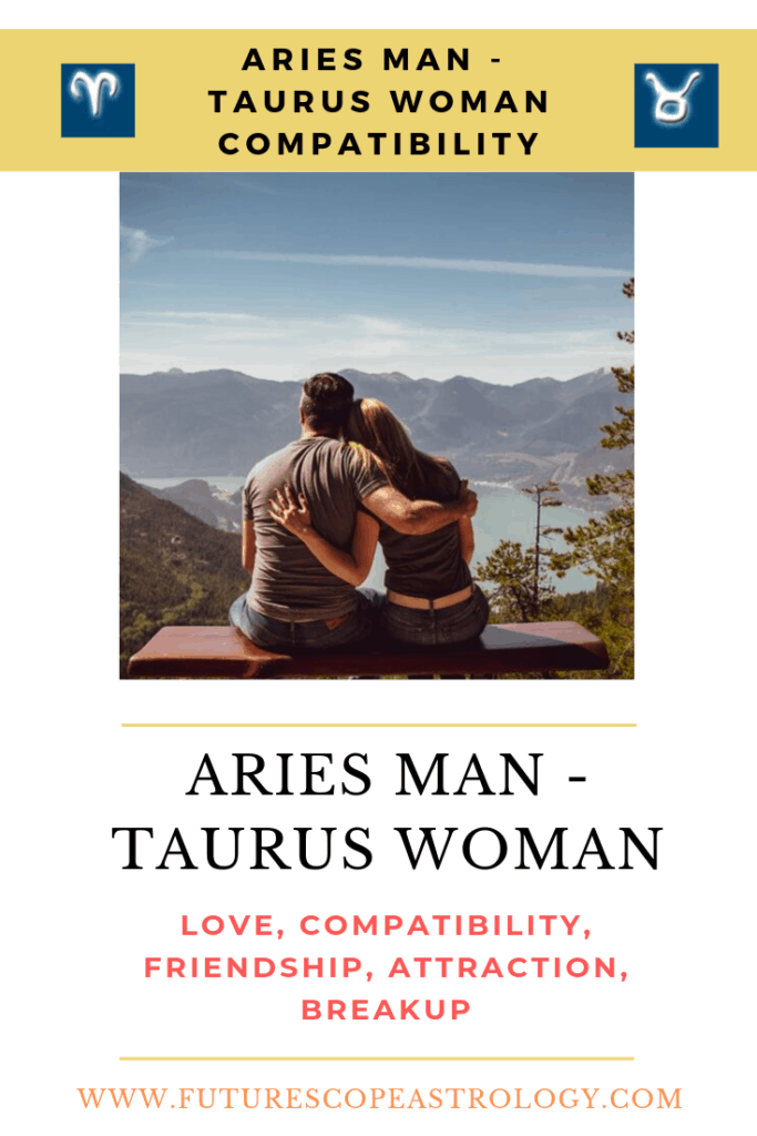 Aries Man and Taurus Woman love compatibility