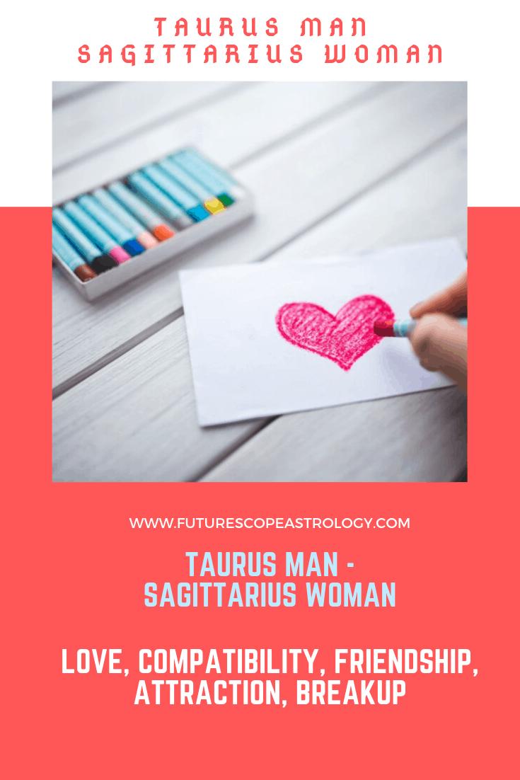 taurus man and sagittarius woman compatibility