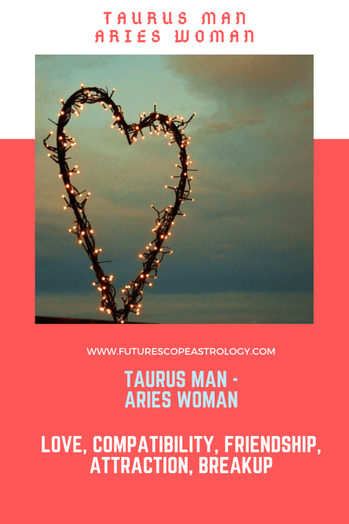 Taurus Man and Aries Woman love compatibility