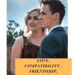 Cancer Man and Scorpio Woman love compatibility