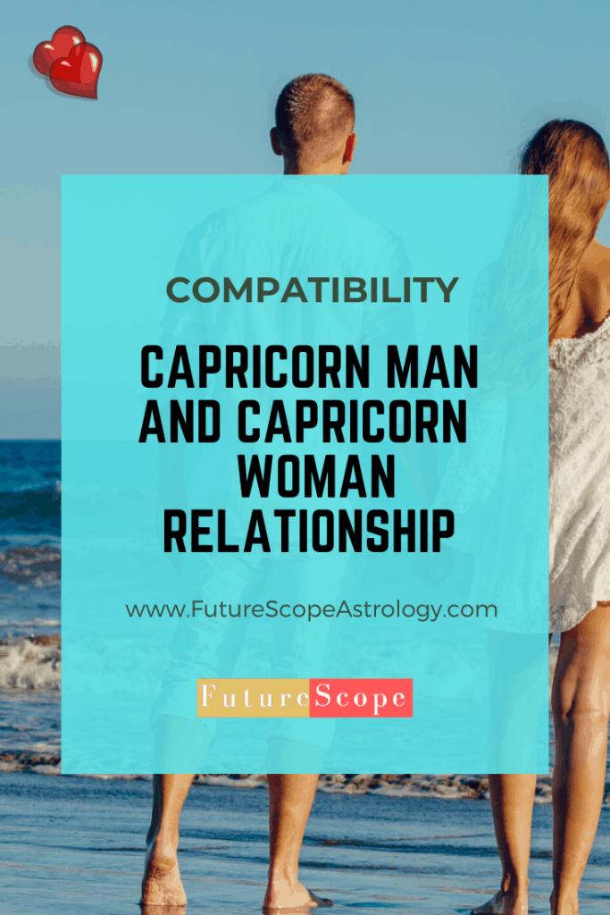 Capricorn Man and Capricorn Woman love compatibility