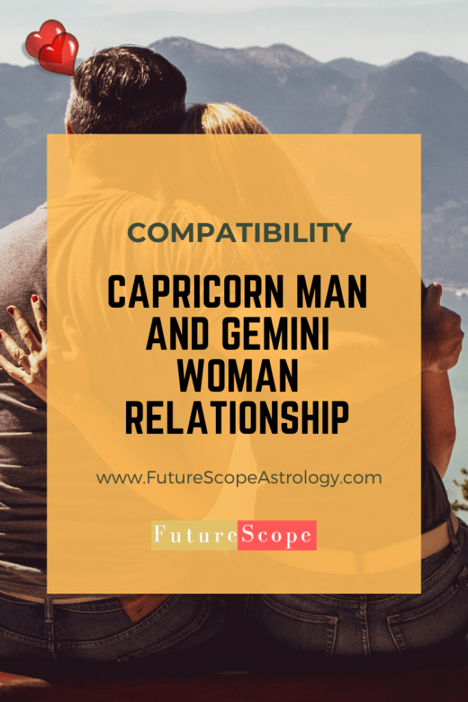 Does capricorn what man a in woman want a Capricorn Man