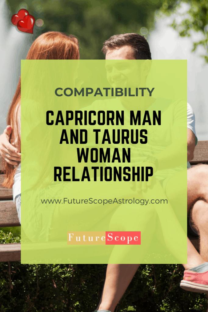 Capricorn Man and Taurus Woman love compatibility