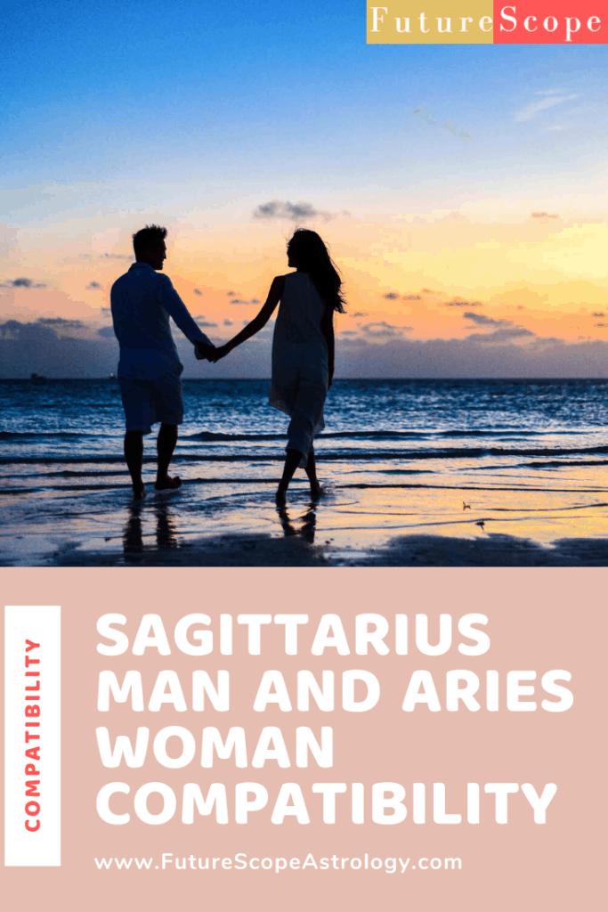 Sagittarius Man and Aries Woman love compatibility