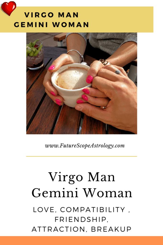 When a virgo man falls in love