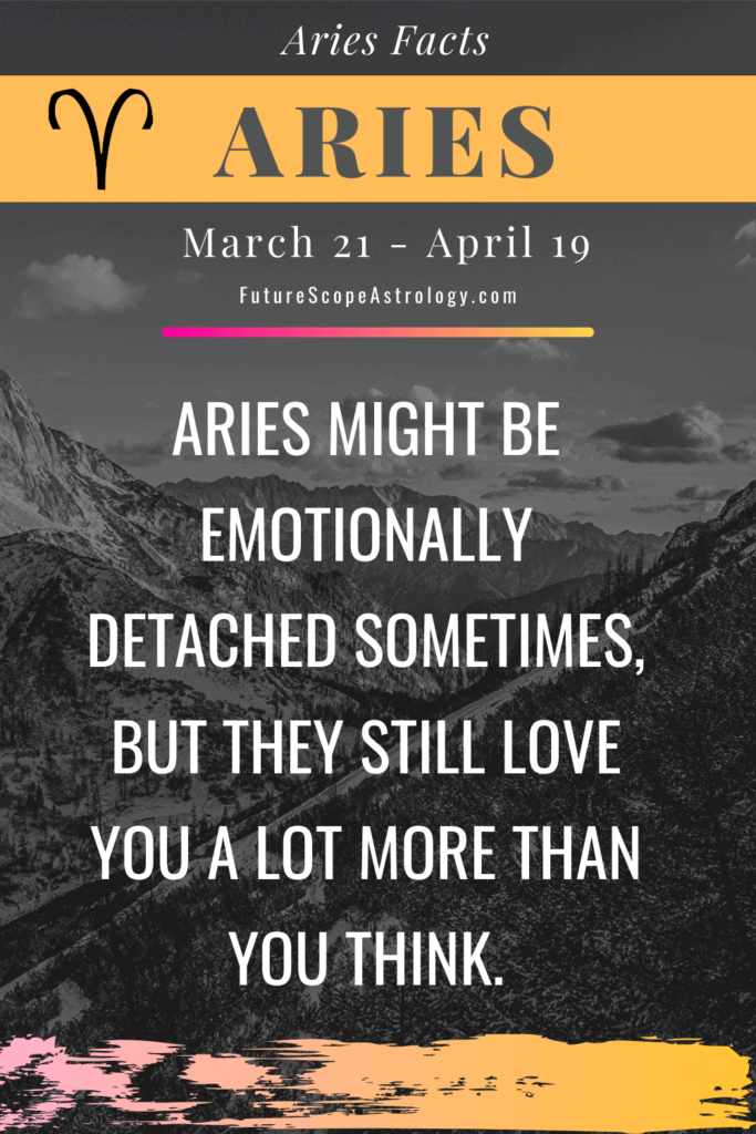 Aries Facts -1