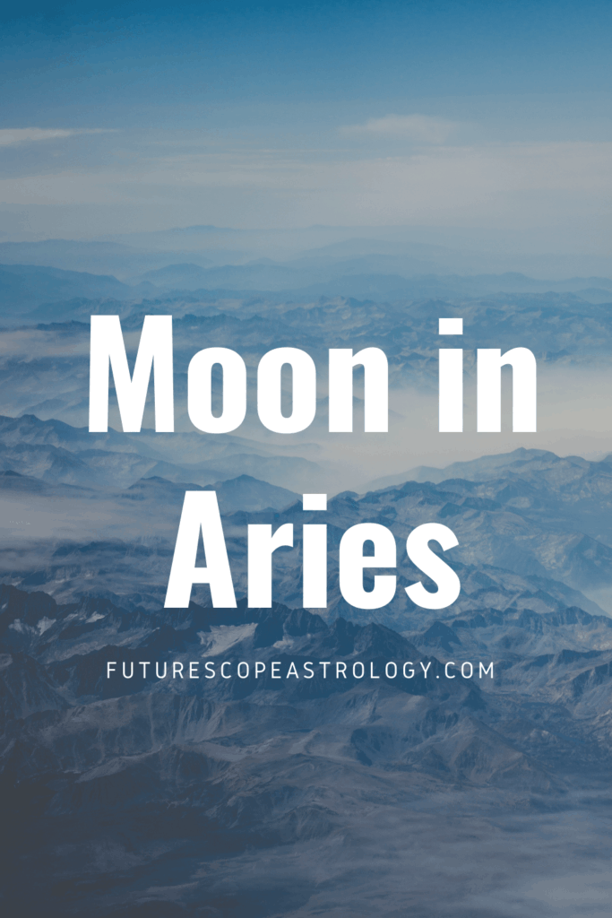 Moon in Aries or Mesha in a Horoscope