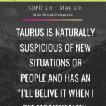 Taurus Quotes and Facts - 1