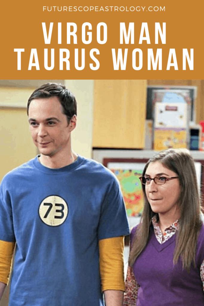 Virgo Man and Taurus Woman love compatibility