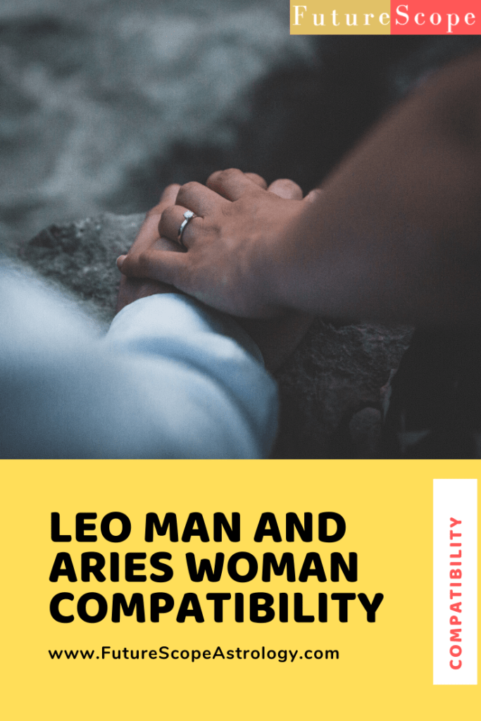 Leo Man and Aries Woman love compatibility