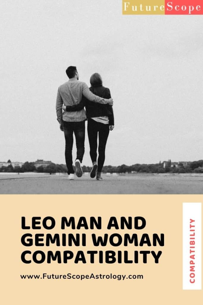 Gemini Woman and Leo Man: Love, Compatibility, Friendship, Attraction, Breakup