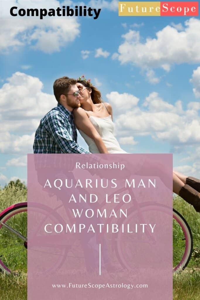 Scorpio woman aquarius man couples