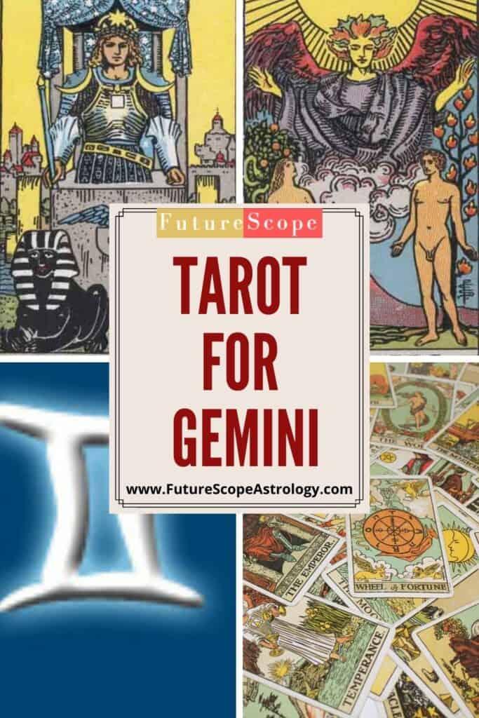 Tarot For Gemini