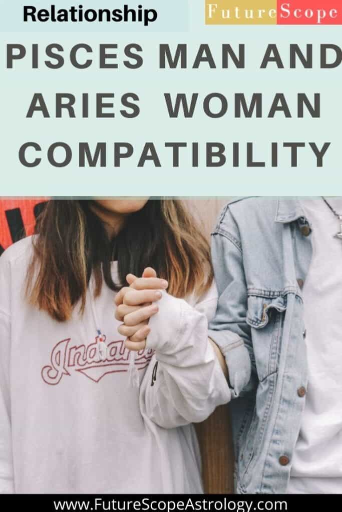 Aries pisces woman sexually man Pisces Man