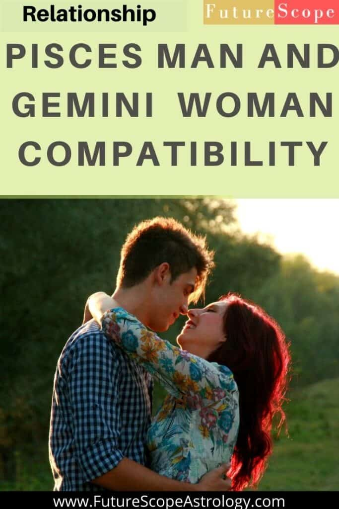Gemini relationship pisces What is