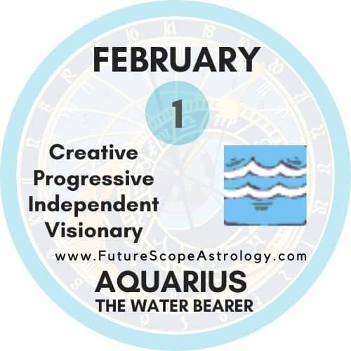 February 1 Birthday: Personality, Zodiac Sign, Compatibility, Ruling Planet, Element, Health and Advice