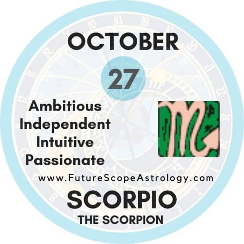 October 16th astrology sign