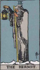 The-Hermit-Tarot-Card-Meaning-Major-Arcana-Card-9