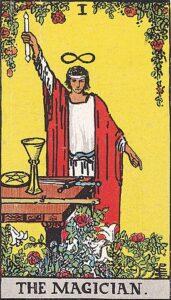 The Magician Tarot Card Meaning Major Arcana Card 1
