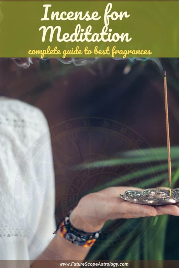 Incense for Meditation: complete guide to best fragrances