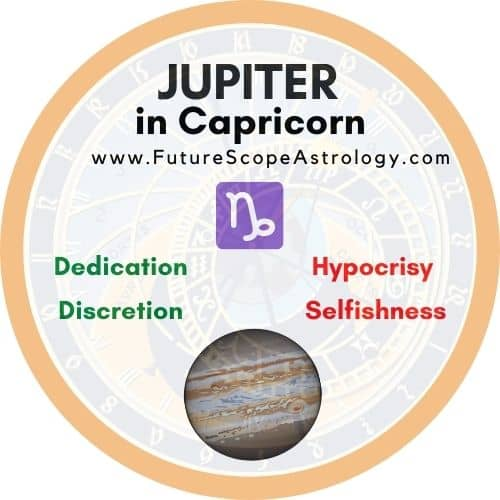 Jupiter in Capricorn (all you need to know)