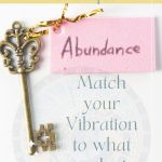 Manifestation Technique: match your Vibration to what you desire (the law of Vibration)