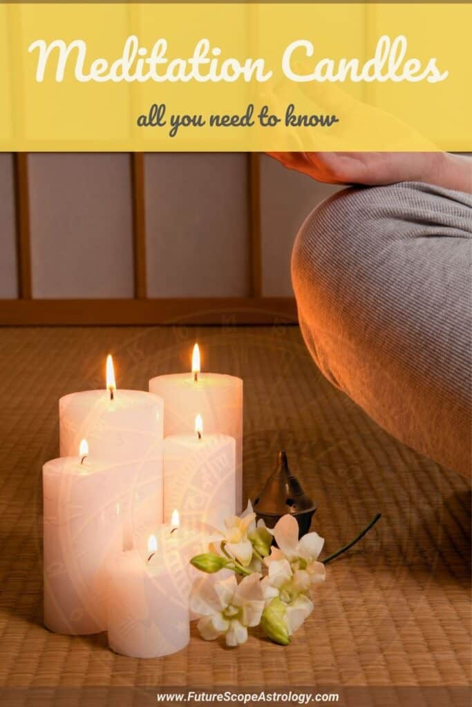 Meditation Candles: all you need to know