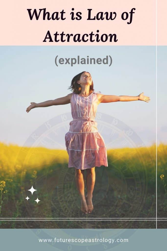 What is Law of Attraction (explained)